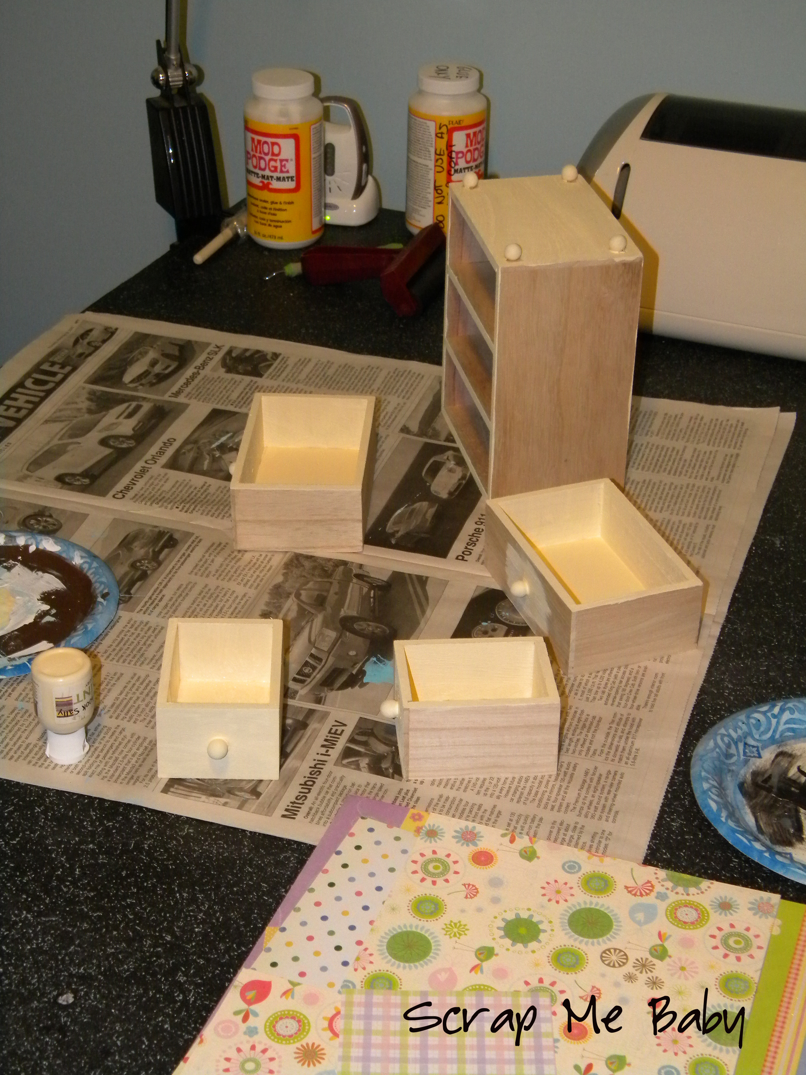 Best ideas about DIY Wooden Jewellery Box . Save or Pin DIY jewelry boxes Now.