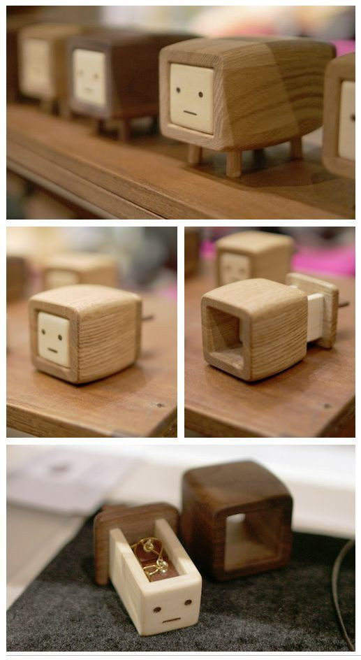Best ideas about DIY Wooden Jewellery Box . Save or Pin 25 Awesome DIY Jewelry Box Plans for Men s and Girls Now.