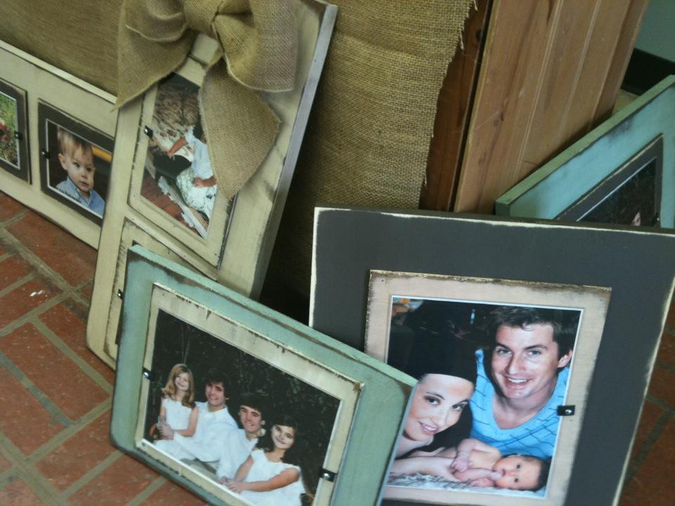 Best ideas about DIY Wooden Picture Frames . Save or Pin Preppie Peonie DIY Wooden Picture Frames Now.