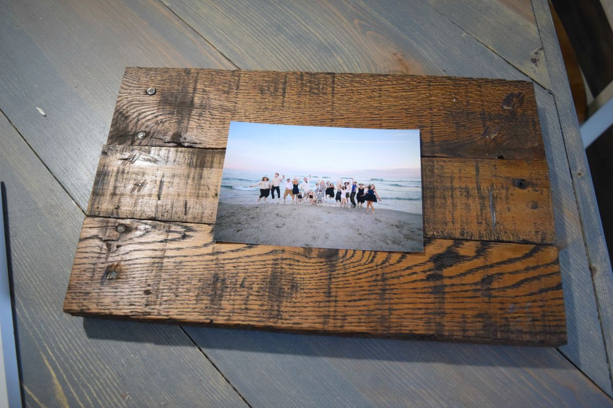 Best ideas about DIY Wooden Picture Frames . Save or Pin DIY Rustic Scrap Wood Picture Frames Spotlight Favorite s Now.
