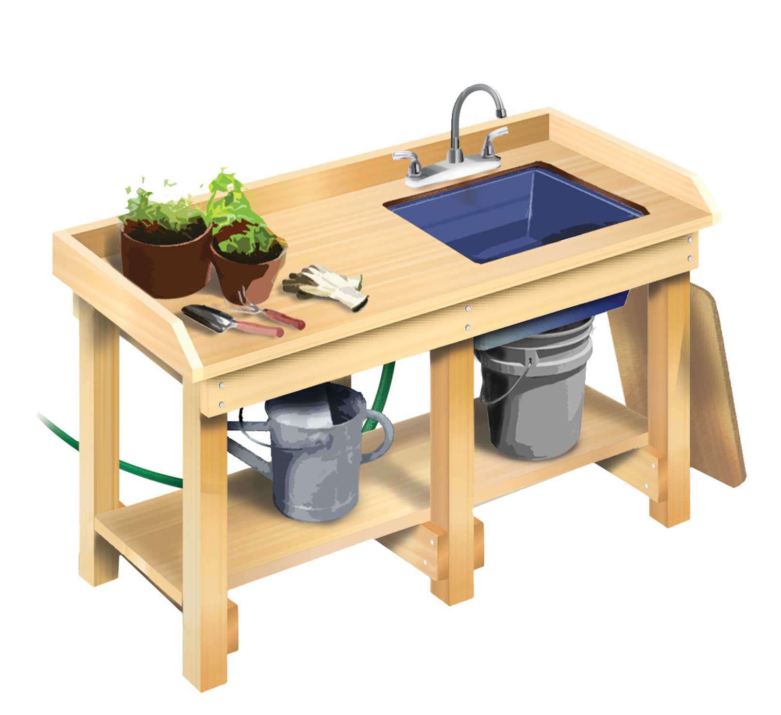 Best ideas about DIY Work Bench Plans . Save or Pin How to Build a Workbench DIY MOTHER EARTH NEWS Now.