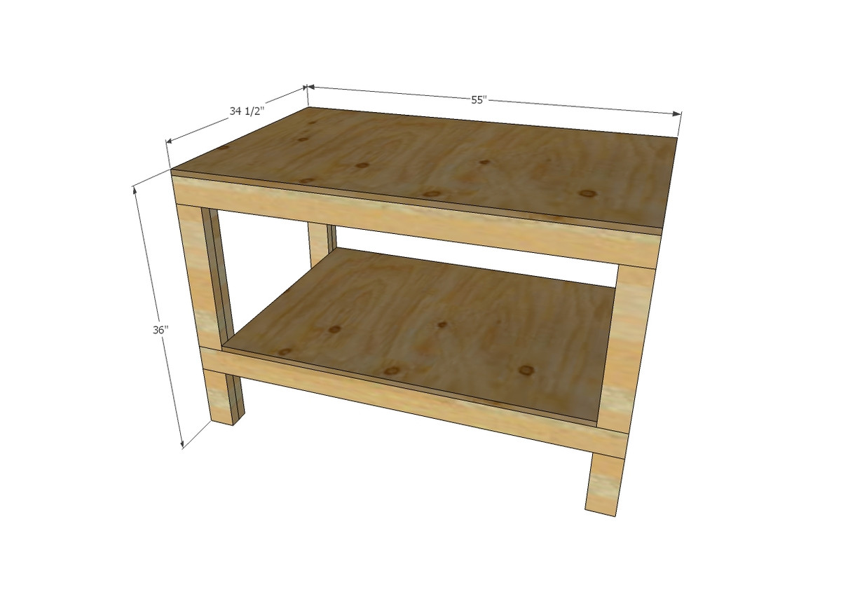 Best ideas about DIY Work Bench Plans . Save or Pin Ana White Now.