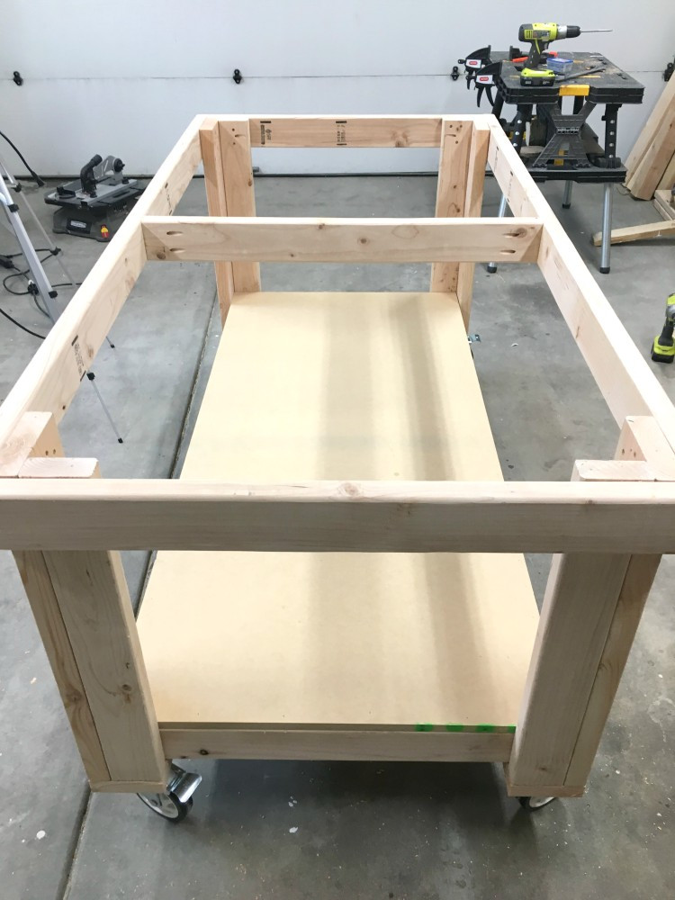 Best ideas about DIY Work Bench Plans . Save or Pin How to Build the Ultimate DIY Garage Workbench FREE Plans Now.