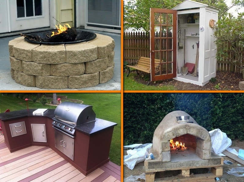 Best ideas about DIY Yard Projects . Save or Pin Easy DIY Projects Now.