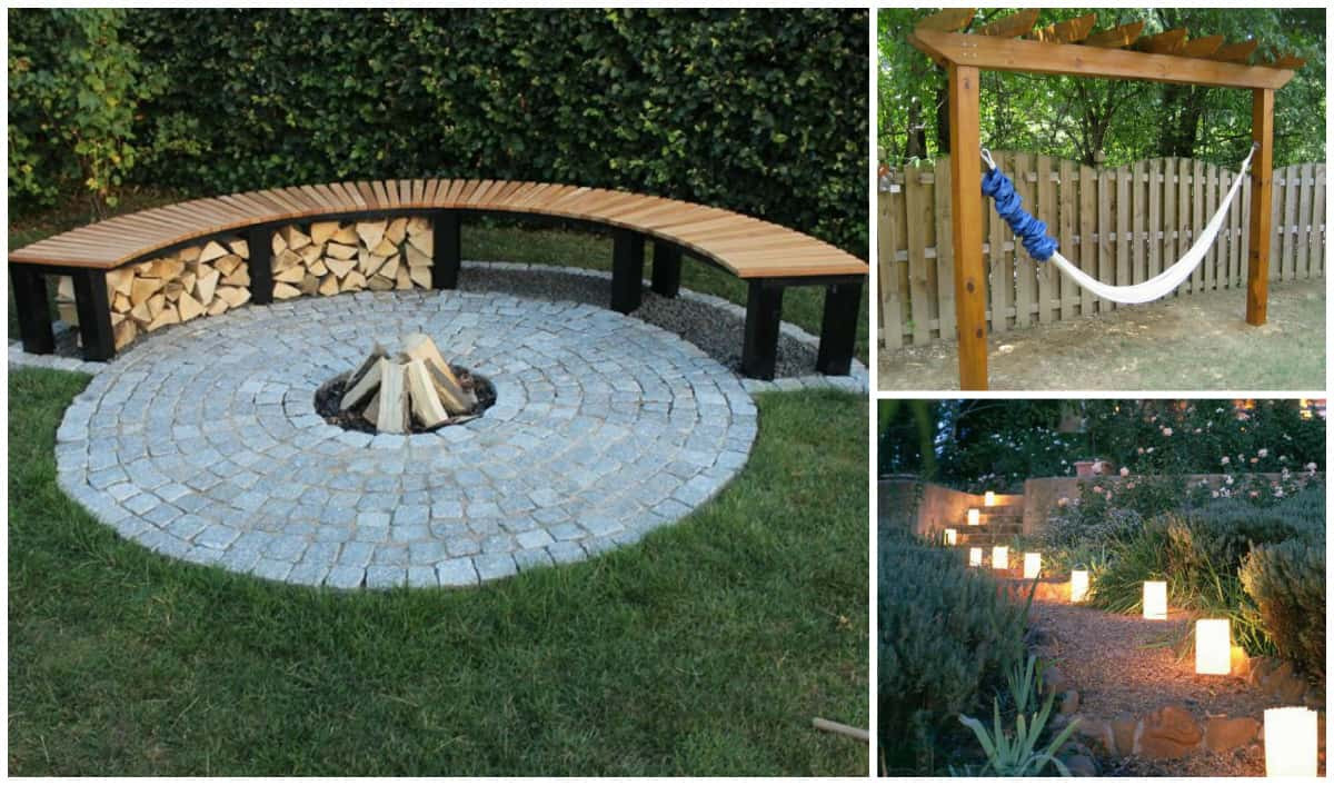 Best ideas about DIY Yard Projects . Save or Pin Summer Time Backyard DIY Projects You'll Go Crazy For Now.