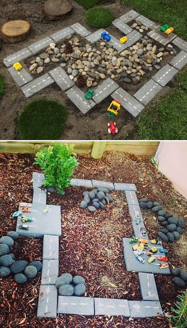 Best ideas about DIY Yard Projects . Save or Pin 30 Easy DIY Backyard Projects & Ideas 2017 Now.