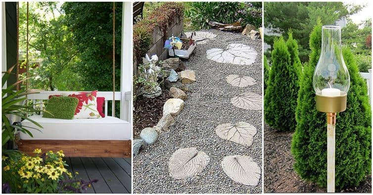 Best ideas about DIY Yard Projects . Save or Pin DIY Backyard Projects To Tackle This Spring Now.