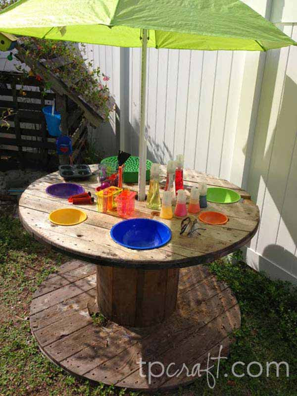 Best ideas about DIY Yard Projects . Save or Pin 25 Playful DIY Backyard Projects To Surprise Your Kids Now.