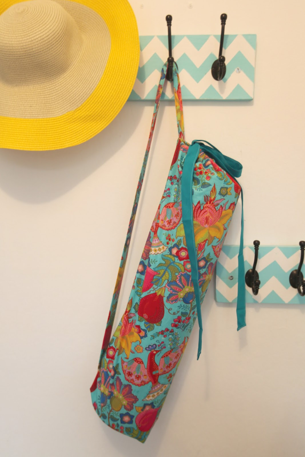 Best ideas about DIY Yoga Mat . Save or Pin Oh THAT Annelie DIY Project Yoga Mat Bag Now.