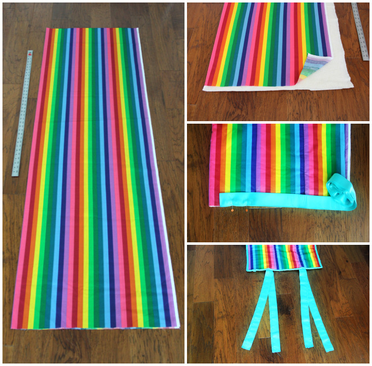 Best ideas about DIY Yoga Mat . Save or Pin Yoga Mat DIY The Sewing Rabbit Now.