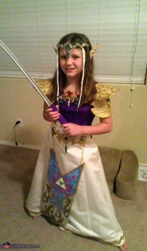Best ideas about DIY Zelda Costume . Save or Pin DIY Princess Zelda Costume Now.