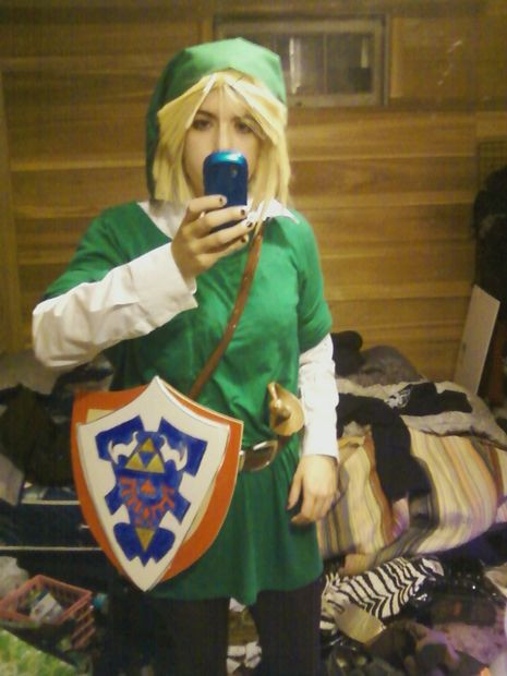 Best ideas about DIY Zelda Costume . Save or Pin Low Bud Link Costume The Legend Zelda All Now.