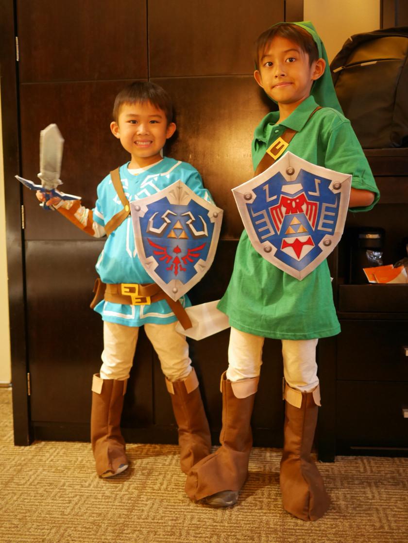 Best ideas about DIY Zelda Costume . Save or Pin DIY LINK COSTUME Legend of Zelda – Breath of the Wild Now.