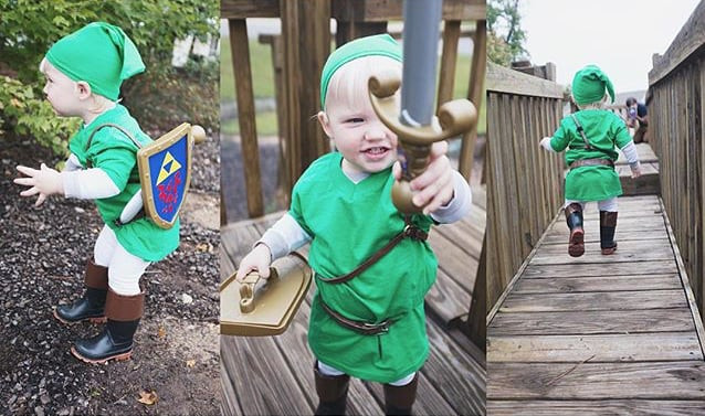 Best ideas about DIY Zelda Costume . Save or Pin Link From Legend of Zelda Now.