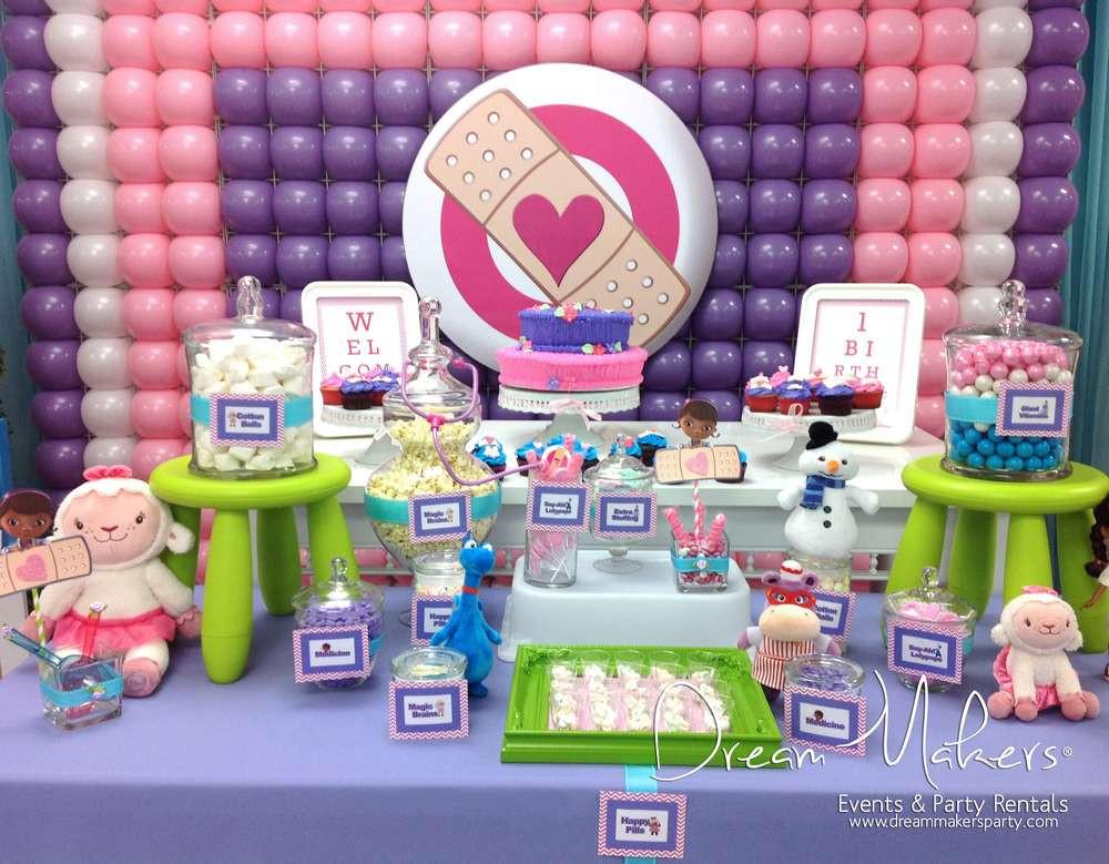 Best ideas about Doc Mcstuffins Birthday Party Ideas . Save or Pin Doc Mc Stuffins Birthday Party Ideas Now.