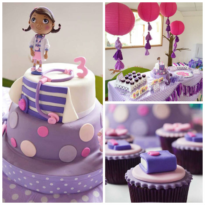 Best ideas about Doc Mcstuffins Birthday Party Ideas . Save or Pin Kara s Party Ideas Doc McStuffins Birthday Party Now.