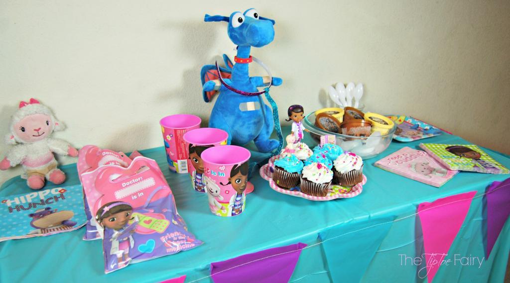 Best ideas about Doc Mcstuffins Birthday Party Ideas . Save or Pin Disney Junior Doc McStuffins Birthday Party Ideas Now.