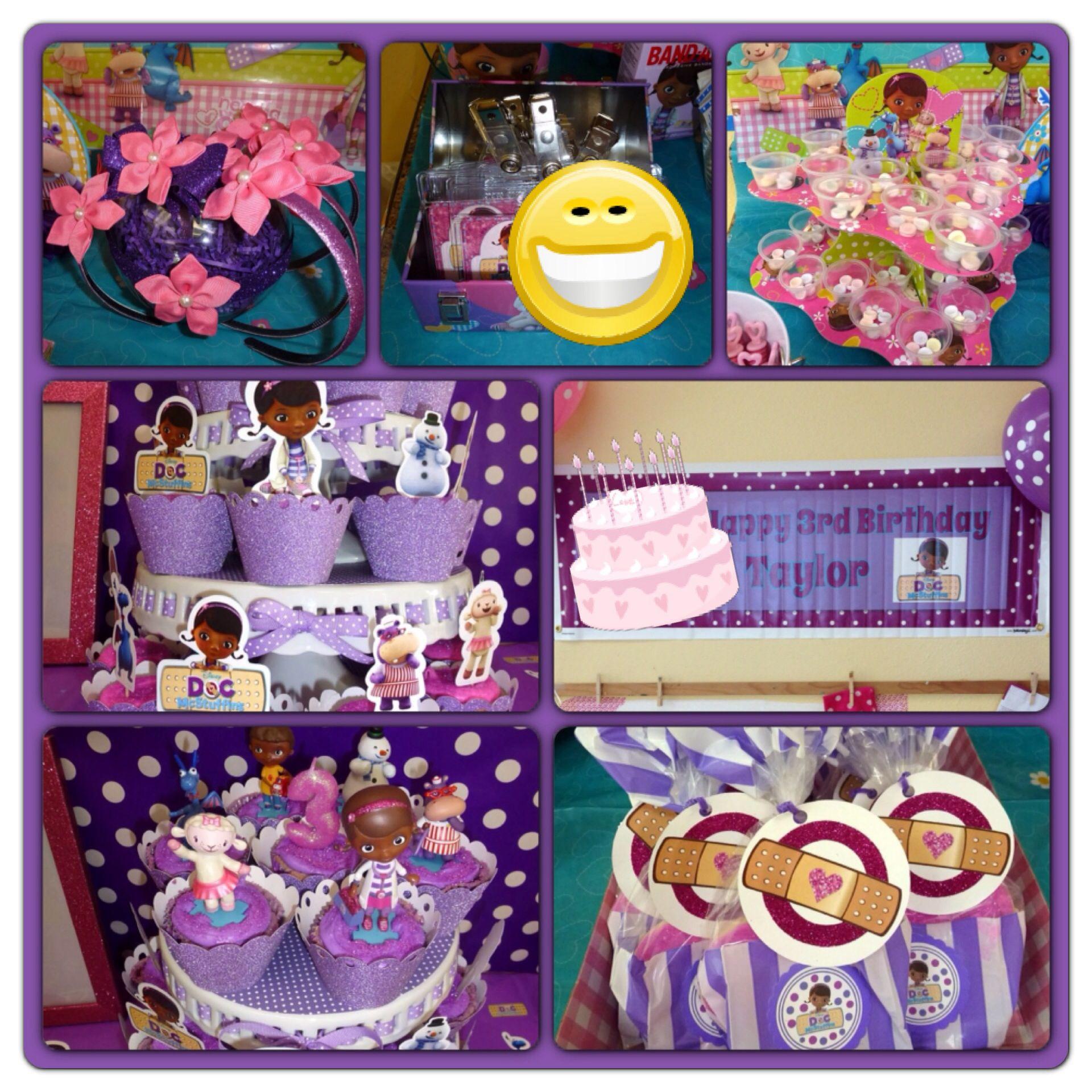 Best ideas about Doc Mcstuffins Birthday Party Ideas . Save or Pin Doc McStuffins party ideas Now.