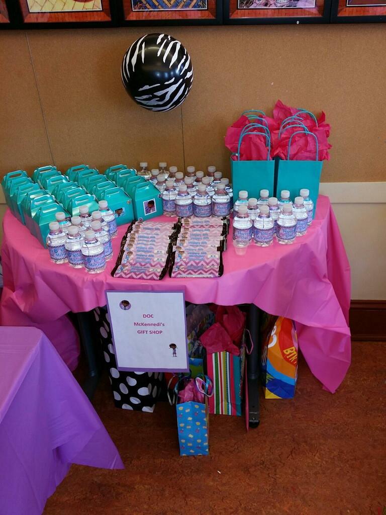 Best ideas about Doc Mcstuffins Birthday Party Ideas . Save or Pin Doc McStuffins Birthday Party Now.