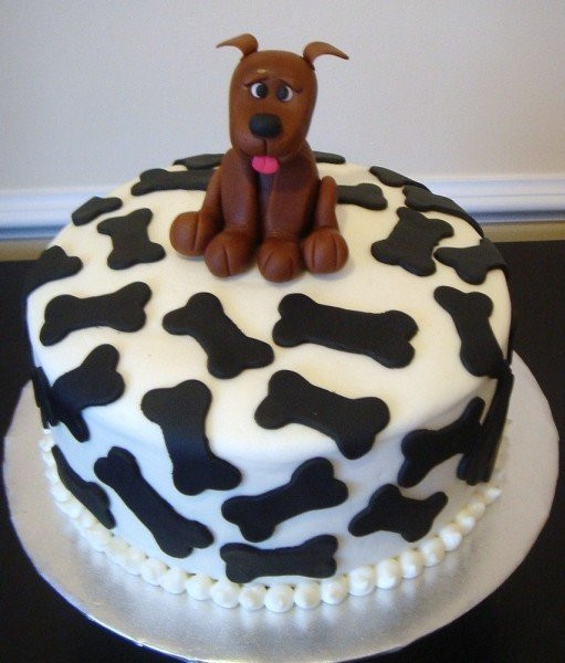 Best ideas about Dog Birthday Cake . Save or Pin 11 Dog Cakes That Are Practically Works Art BarkPost Now.