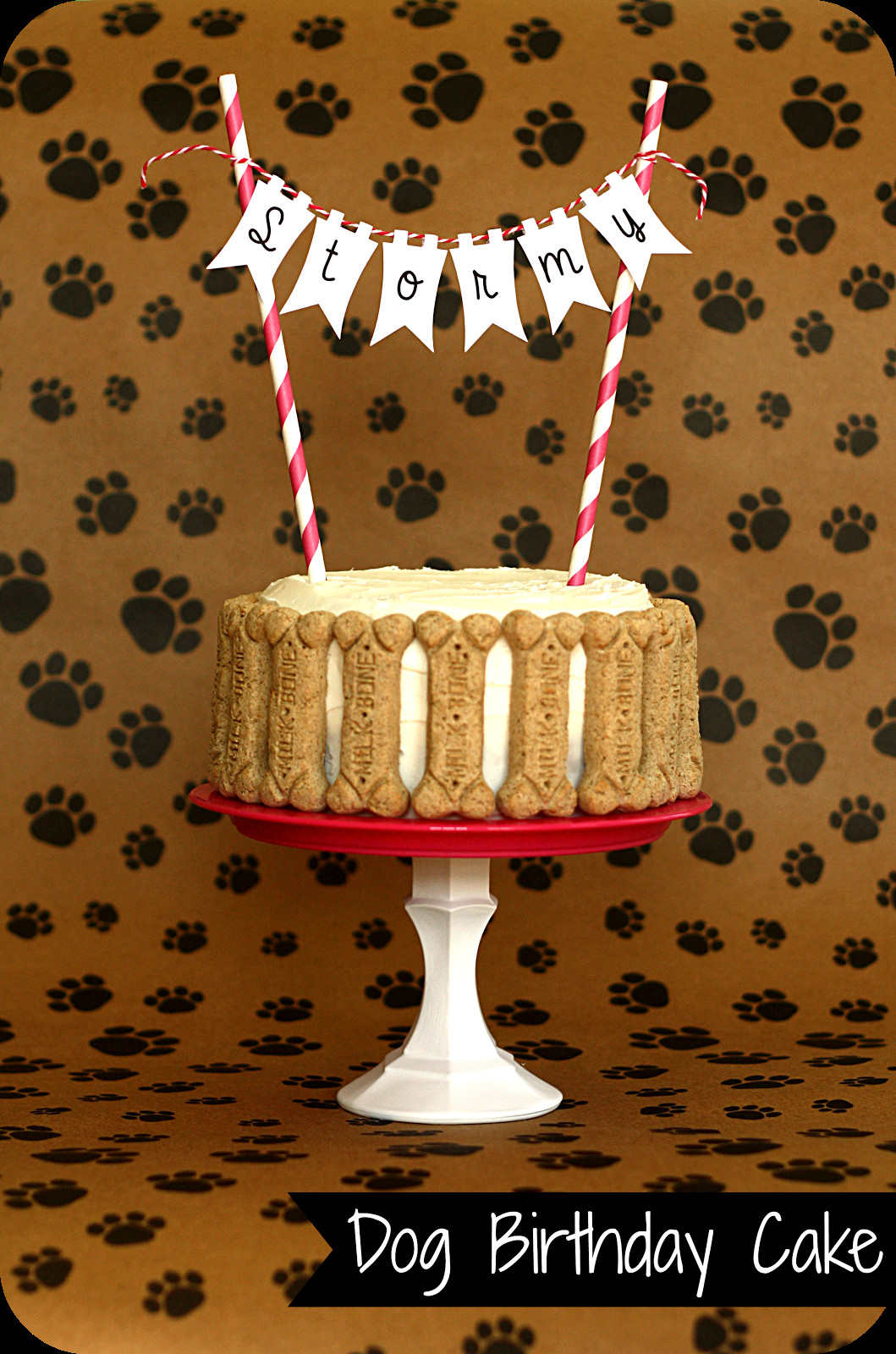 Best ideas about Dog Birthday Cake . Save or Pin Keeping My Cents ¢¢¢ Dog Birthday Now.
