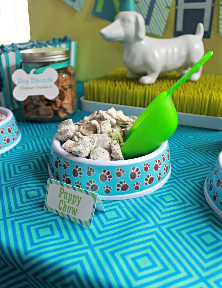 Best ideas about Dog Birthday Decorations . Save or Pin Covered in Mod Podge Wonderful Pet Birthday Party Ideas Now.