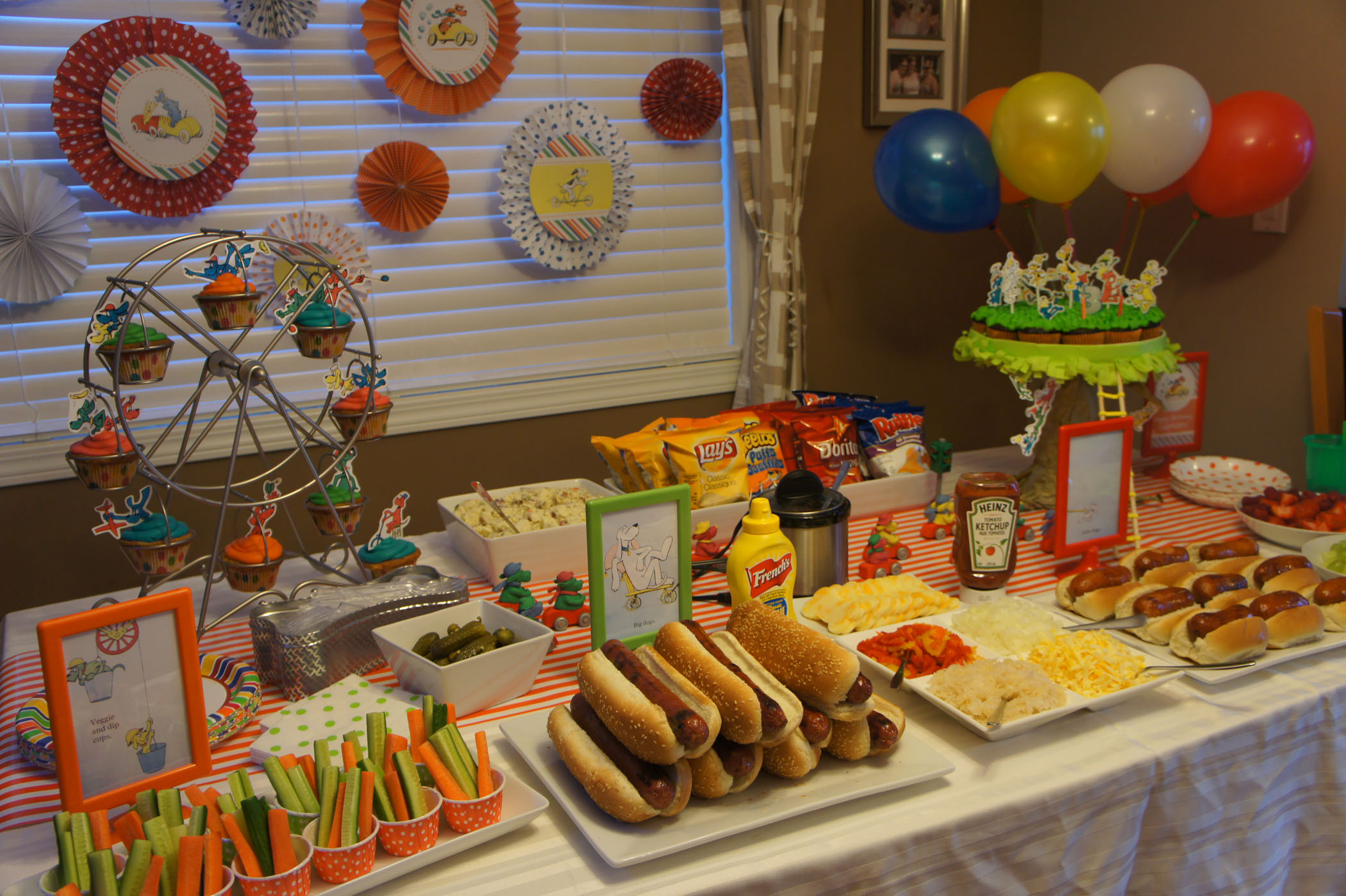 Best ideas about Dog Birthday Decorations . Save or Pin A party A big dog party Now.
