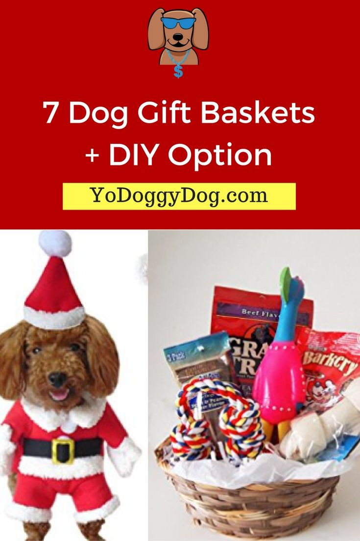 Best ideas about Dog Christmas Gift Ideas . Save or Pin Best 25 Dog t baskets ideas on Pinterest Now.