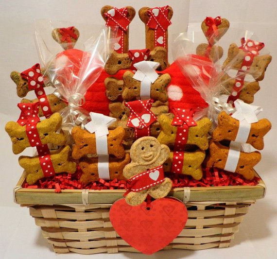 Best ideas about Dog Christmas Gift Ideas . Save or Pin 25 best ideas about Dog t baskets on Pinterest Now.