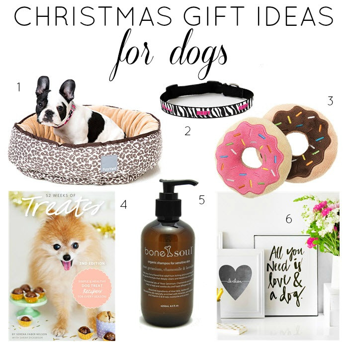 Best ideas about Dog Christmas Gift Ideas . Save or Pin Christmas Gift Ideas for Dogs Sonia Styling Now.