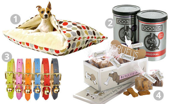 Best ideas about Dog Christmas Gift Ideas . Save or Pin Christmas t ideas Sainsburys Cath Kidston Dog Treat Now.