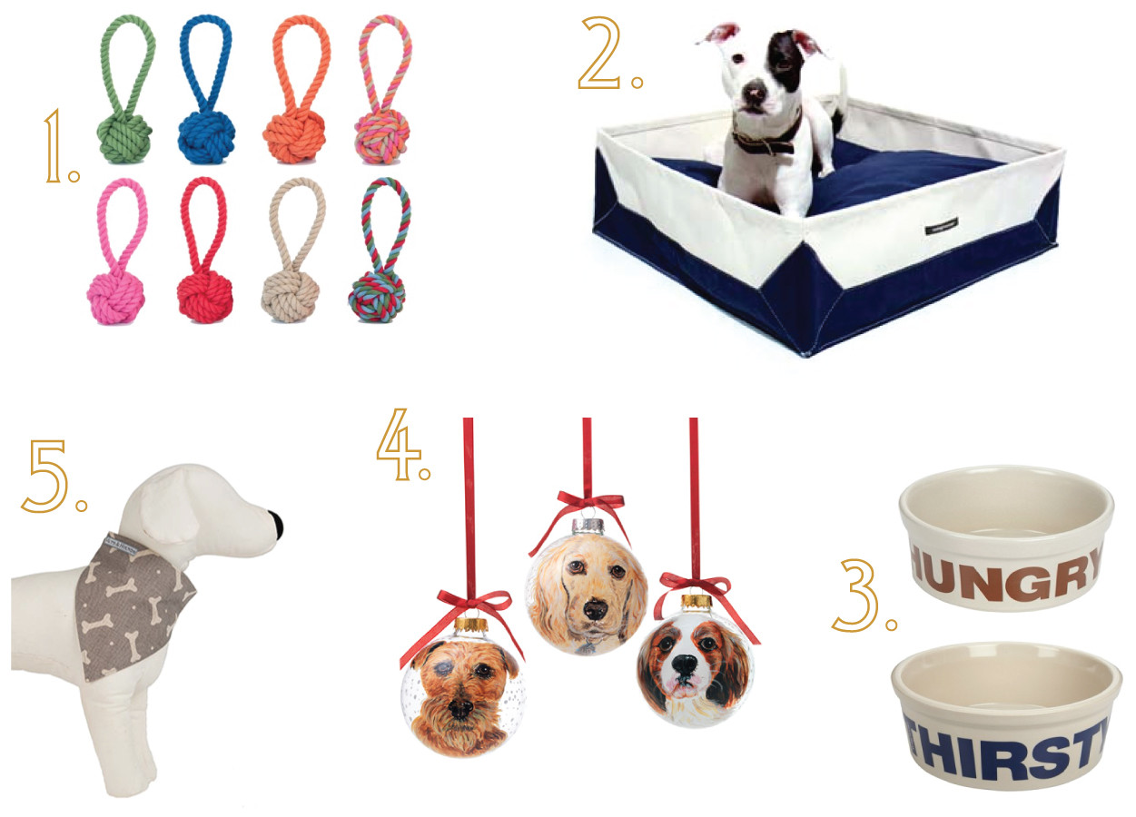 Best ideas about Dog Christmas Gift Ideas . Save or Pin christmas t guide dog lovers Now.