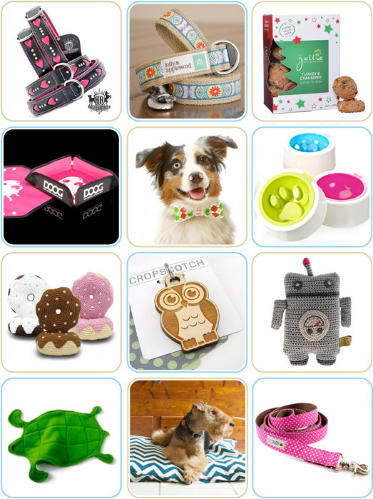 Best ideas about Dog Christmas Gift Ideas . Save or Pin Christmas Gift Ideas for Dogs Collars Toys Treats Now.