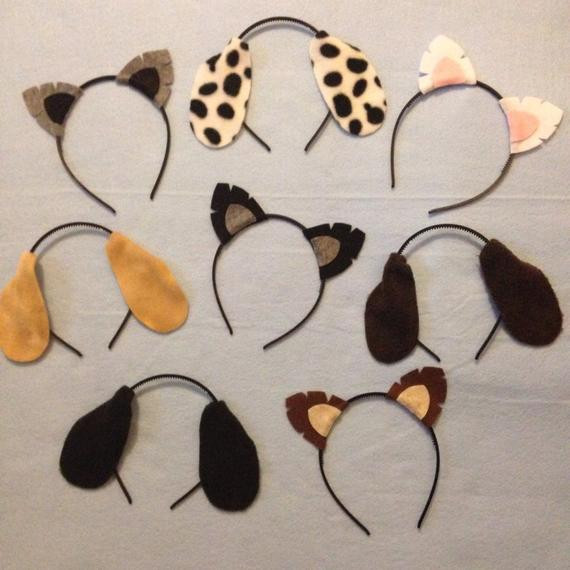 Best ideas about Dog Ears Headband DIY . Save or Pin 8 quantity Puppy Dog Theme Ears Headband birthday by Partyears Now.