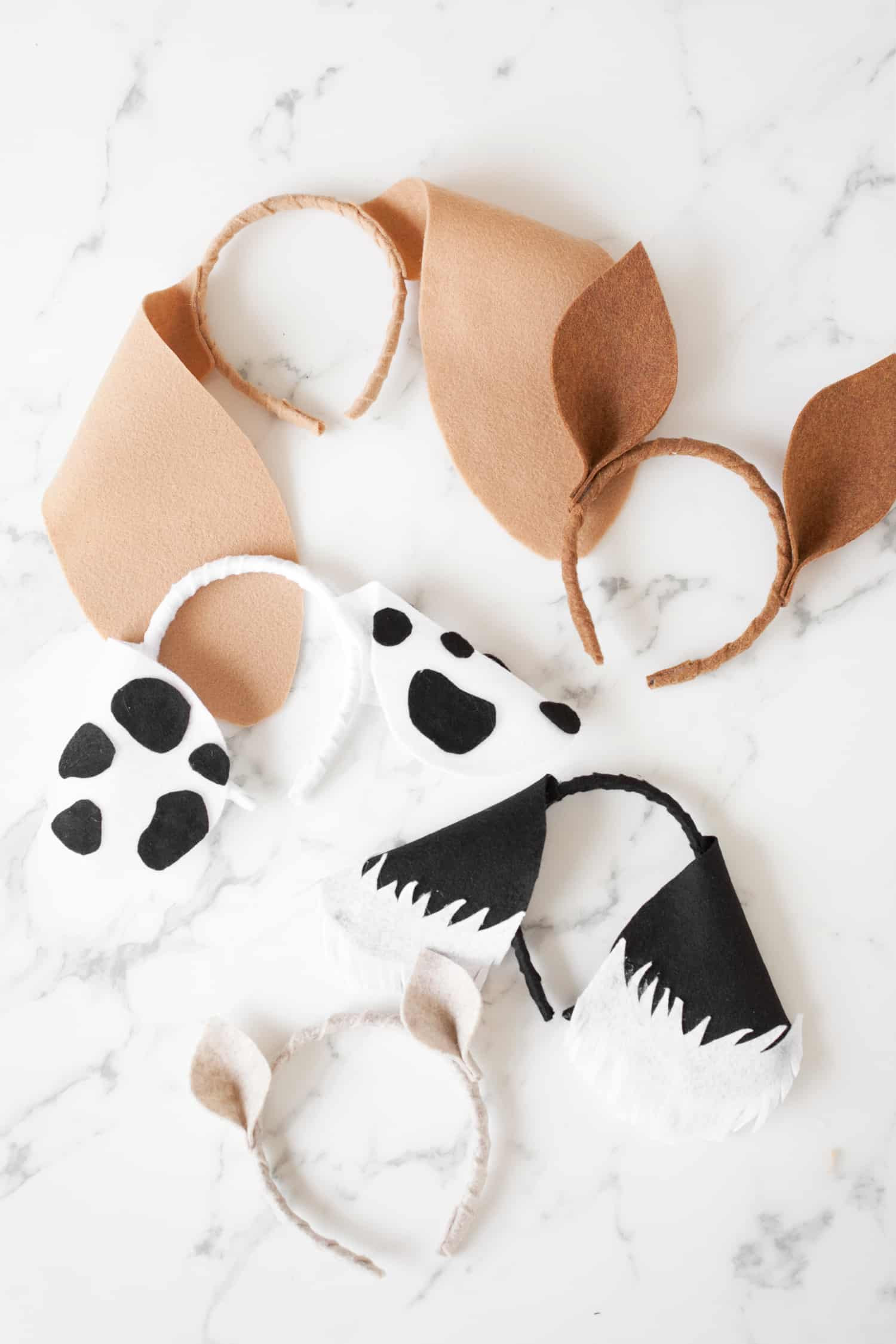 Best ideas about Dog Ears Headband DIY . Save or Pin Puppy Party with DIY Birthday Party Decorations Now.