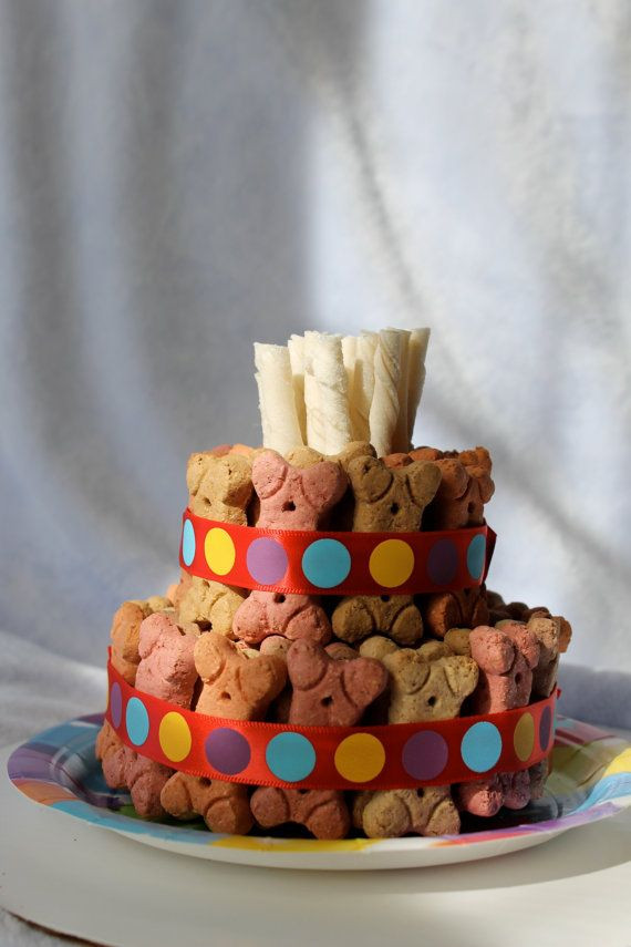 Best ideas about Doggie Birthday Cake . Save or Pin Dog Biscuit Birthday Cake Annabella copycats Now.