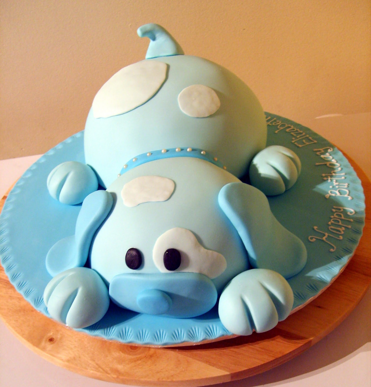Best ideas about Doggie Birthday Cake . Save or Pin Caketopia Puppy Dog Birthday cake for Elizabeth Now.