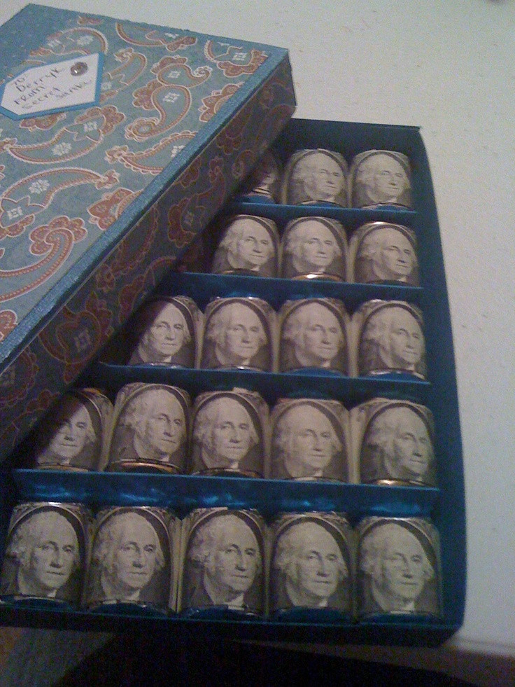 Best ideas about Dollar Bill Gift Ideas . Save or Pin 68 best images about Money Tree Gifts on Pinterest Now.
