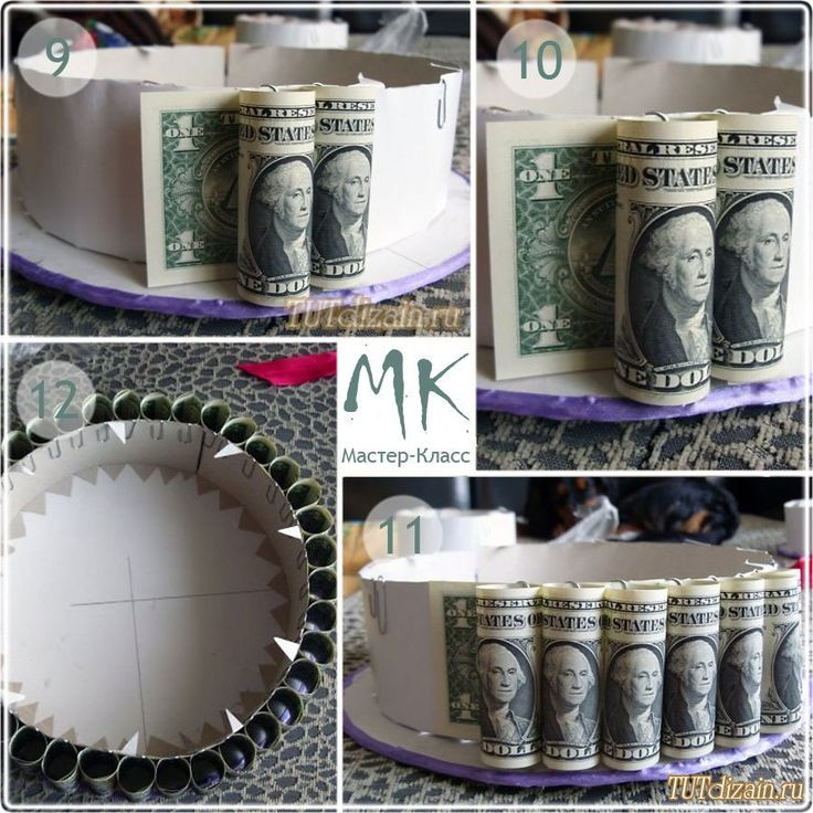 Best ideas about Dollar Bill Gift Ideas . Save or Pin Best 25 Money cake ideas on Pinterest Now.