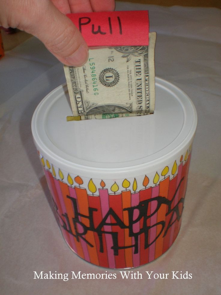 Best ideas about Dollar Bill Gift Ideas . Save or Pin The Perfect Way to Give Money ts of money Now.