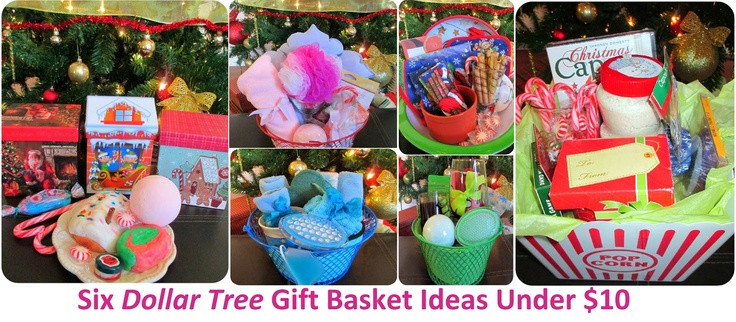 Best ideas about Dollar Store Gift Basket Ideas . Save or Pin Dollar Store DIY Christmas Gift Ideas for Cheap Six Gift Now.