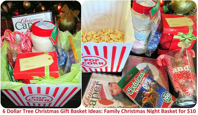Best ideas about Dollar Store Gift Basket Ideas . Save or Pin Maria Sself Chekmarev Dollar Store Last Minute Christmas Now.