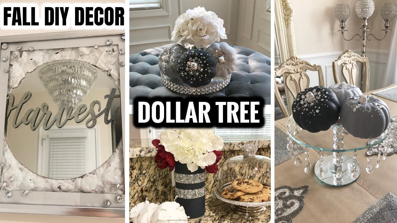 Best ideas about Dollar Tree DIY Decor . Save or Pin DIY Fall Home Decor Ideas 2018 Now.