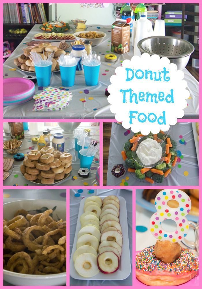 Best ideas about Donut Birthday Party . Save or Pin The 25 best Donut birthday parties ideas on Pinterest Now.