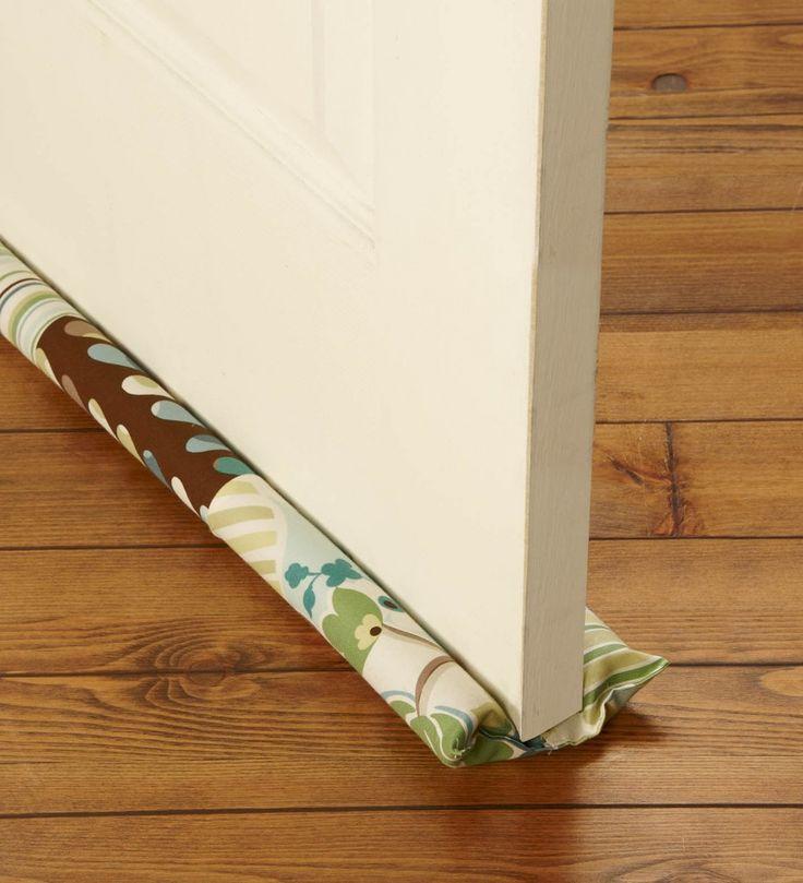 Best ideas about Door Draft Stopper DIY . Save or Pin Door Draft Stopper Tar Now.
