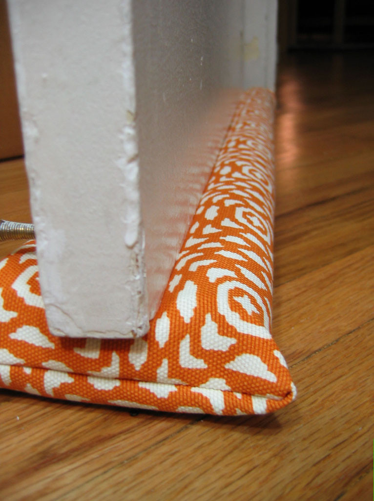 Best ideas about Door Draft Stopper DIY . Save or Pin 6 Simple Ways to Make Your Home More Energy Efficient This Now.