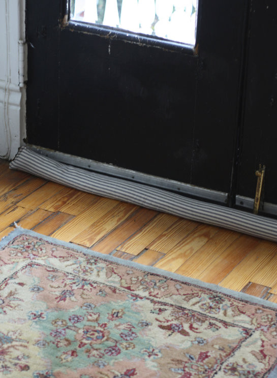 Best ideas about Door Draft Stopper DIY . Save or Pin How To DIY Door Snake Draft Stopper Now.