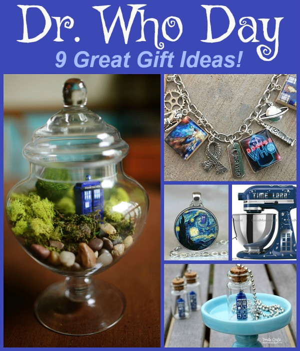 Best ideas about Dr.Who Gift Ideas . Save or Pin Dr Who Day 9 Great Gift Ideas Now.