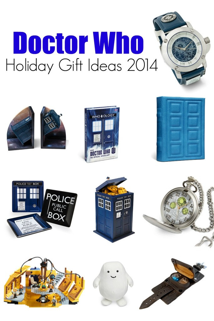 Best ideas about Dr.Who Gift Ideas . Save or Pin Doctor Who Holiday Gift ideas Now.