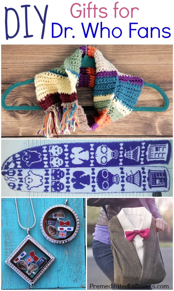 Best ideas about Dr.Who Gift Ideas . Save or Pin DIY Gifts for Dr Who Fans Premeditated Leftovers™ Now.